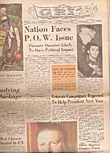 GRIT  NEWSPAPER  - October 31, 1971 (Image1)