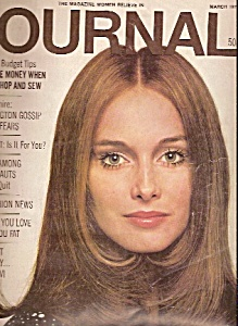 Ladies Home Journal -=  March 1970 (Image1)