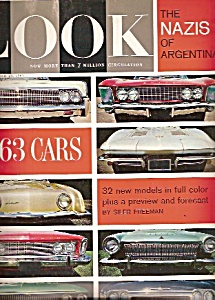 Look Magazine - October 23, 1962