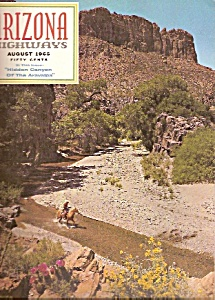 Arizona Highways - August 1965 (Image1)