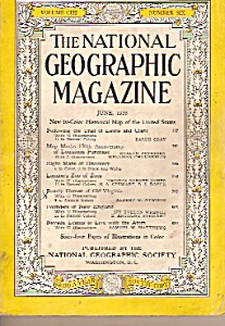 National Geographic magazine -  June 1953 (Image1)