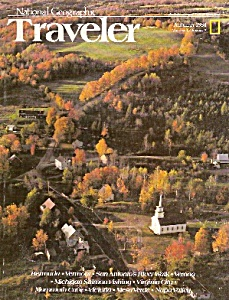 National Geographic Traveler - Autumn 1984 (Image1)