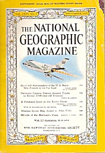 National Geographic Magazine -  September 1959 (Image1)