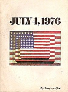 The Washington Post  magazine - July 4, 1976 (Image1)