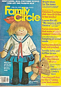 Family Circle -  Feb. 20, 1979 (Image1)
