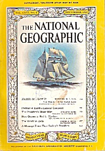 National Geographic Magazine -  December 1959 (Image1)