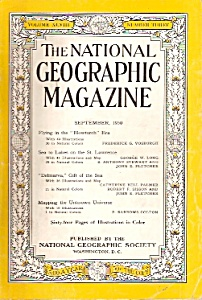 The National Geographic magazine- September 1950 (Image1)