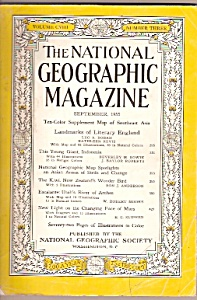 The National Geographic magazine -  Sept.. 1955 (Image1)