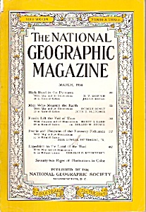 The National Geographic magazine -  January 1956 (Image1)