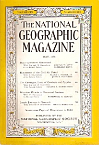The National Geographic magazine - May 1956 (Image1)