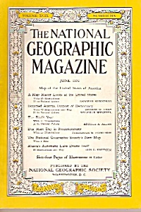 The National Geographic magazine- ;June 1951 (Image1)