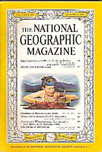 The National Geographic magazine - October 1959 (Image1)