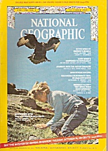 National Geographic magazine -  October 1969 (Image1)