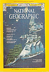 National Geographic magazine -[ December 1976 (Image1)