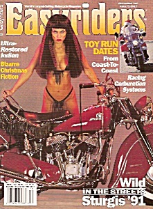 Easyriders  magazine - December 1991 (Image1)