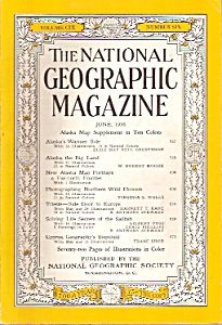 The National Geographic magazine -=  June 1956 (Image1)