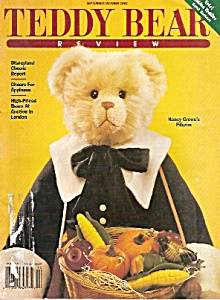 TEDDY BEAR REVIEW -  SEPT/ October 1992 (Image1)