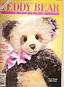 TEDDY  BEAR  REVIEW  - Jan., Feb. 1995 (Image1)