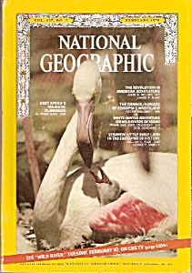 National Geographic magazine -  February 1970 (Image1)