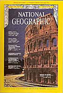 National Geographic magazine = June 1970 (Image1)