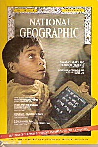 National  Geographic magazine -=  October 1970 (Image1)