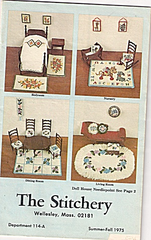 The Stitchery magazine -  summer-fall 1975 (Image1)