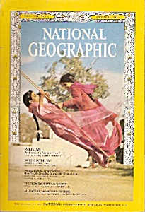The National Geographic Magazine - November 1956 (Image1)