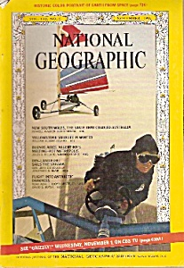National Geographic magazine- November 1967 (Image1)