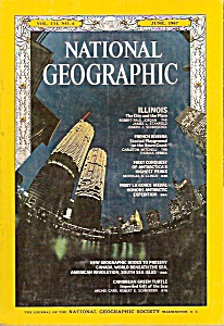 National Geographic magazine -= June 1967 (Image1)