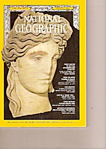 National Geographic Magazine- August 1967