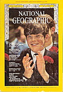 National Geographic magazine -  June 1969 (Image1)