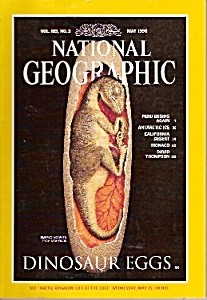 National Geographic Magazine - May 1996
