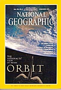 National Geographic magazine - May 1996 (Image1)