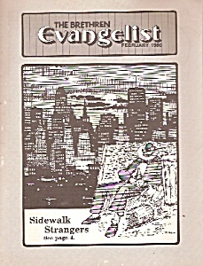 The Brethren Evangelist-= February 1986