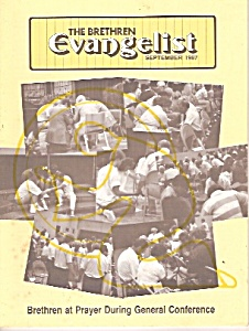 The Brethren Evangelist - September 1987 (Image1)