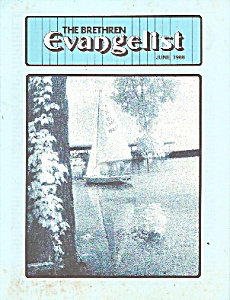 The brethren Evangelist -  April 1988 (Image1)