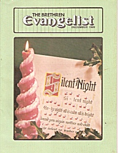 The Brethren Evangelist -  December 1989 (Image1)