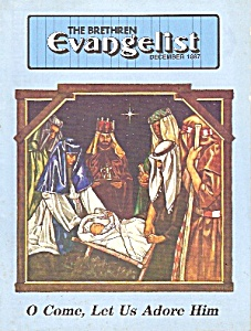 The Brenthren Evangelist - December 1987 (Image1)
