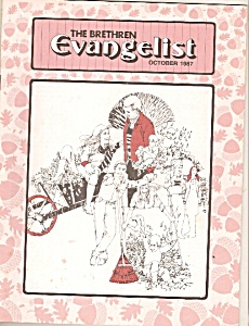 The Brethren Evangelist -  October 1987 (Image1)