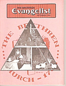 The Brethren Evangelist  = January 1988 (Image1)