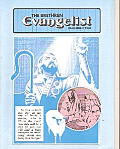 The Brethren Evangelist  = December 1988 (Image1)