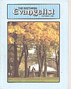The Brethren evangelist-  October 1989 (Image1)