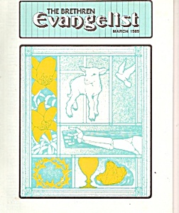 The Brethren Evangelist - March 1989 (Image1)