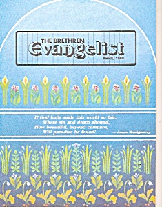 The brethren evangelist -  April 1989 (Image1)