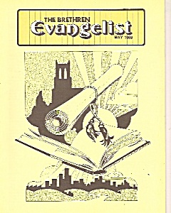 The Brethren evangelist -  May 1989 (Image1)