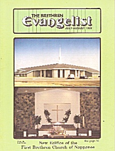 The Brethren Evangelist   - July/August 1989 (Image1)