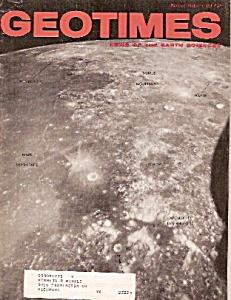 Geo Times magazine =-  November 1972 (Image1)