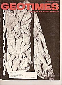 Geo Times magazine -  December 1972 (Image1)