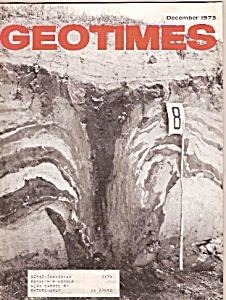 Geo Times magazine- December 1973 (Image1)