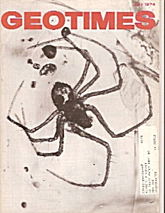 Geo Times magazine- July 1974 (Image1)